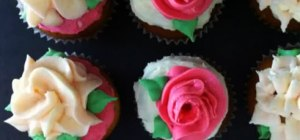 Florida Fresh Handmade Cupcake Soap Piping Idea